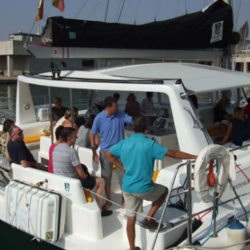 yacht charter barcelona and Sitges